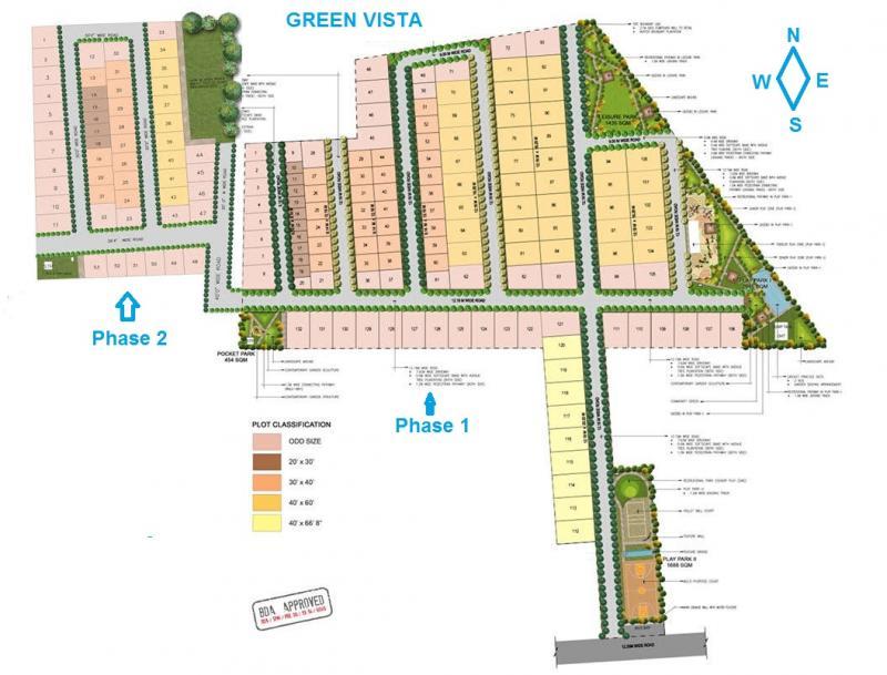 Suncity Green Vista Residential Plots in Sarjapur Road Bangalore.