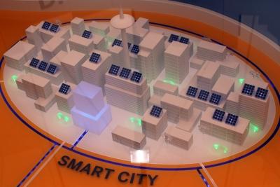 Smart City Mission India.